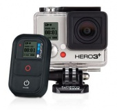 Камера GoPro HD HERO 3+ Black Edition Adventure