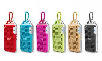 MiFa F4 Outdoor Bluetooth Speaker Rose