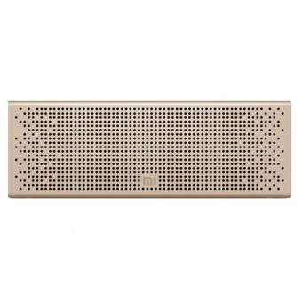 Mi Bluetooth Speaker Gold