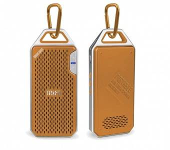 MiFa F4 Outdoor Bluetooth Speaker Gold