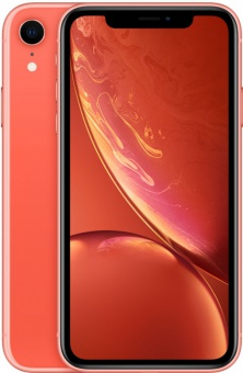 Смартфон Apple iPhone XR 128Gb Coral (Коралл)